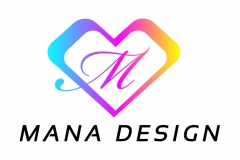 MANA DESIGN - Návrh loga