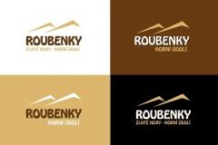 ROUBENKY HORNÍ ÚDOLÍ - logomanuál